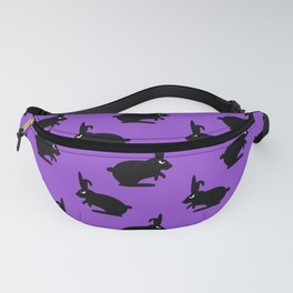 Angry Animals: Bunny Fanny Pack