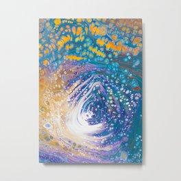 Tidal Pool Metal Print