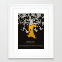 magnani Framed Art Prints featuring FILM Nº002 by Gianmarco Magnani