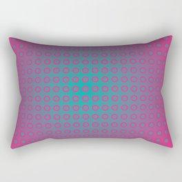 dotted fantasy Rectangular Pillow