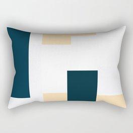Being Apart Rectangular Pillow