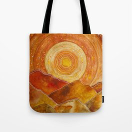 Sunset w.02 Tote Bag