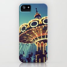 Blue Hour at the Carnival iPhone (5, 5s) Slim Case