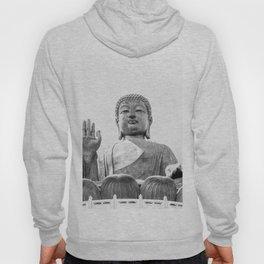 The Big Buddha in Black and White #decor #society6 #buyart Hoody