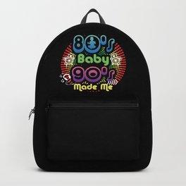 80S Baby 90S Made Me | Eighties Backpack