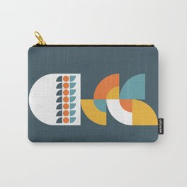 Geometric Plant 02 Carry-All Pouch