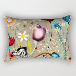 Rupydetequila - Bohemian Paradise Rectangular Pillow