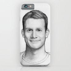 Daniel Tosh Portrait iPhone 6 Slim Case