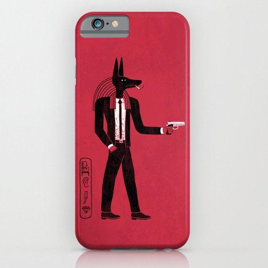 Reservoir God iPhone & iPod Case