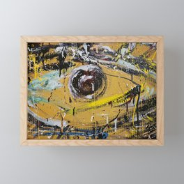 Like an eye 1 Framed Mini Art Print