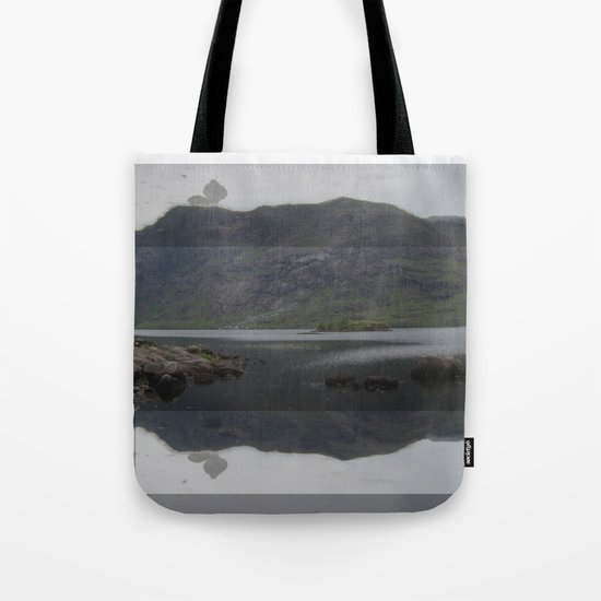 FORCED MIRROR III. Tote Bag