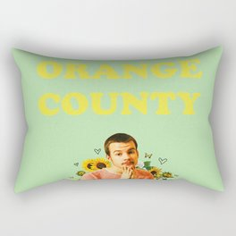 Rex Orange County COVER Rectangular Pillow