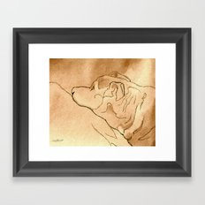 Lost In The Land Of Dreams 4 Framed Art Print
