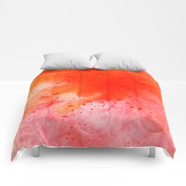 Abstracblast  Comforters