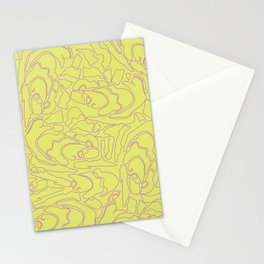 Pastel Pattern III Stationery Cards