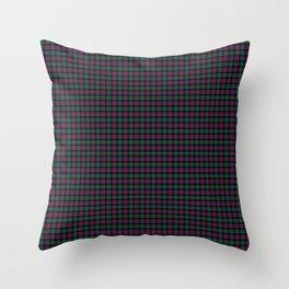Alexander Hunting Tartan Plaid Throw Pillow