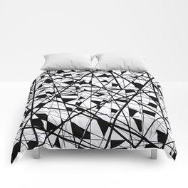line art Comforters