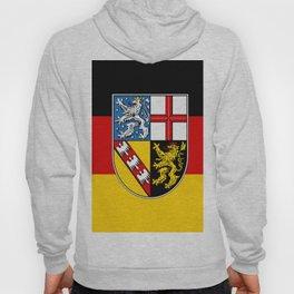 Flag of Saarland -Sarre Hoody