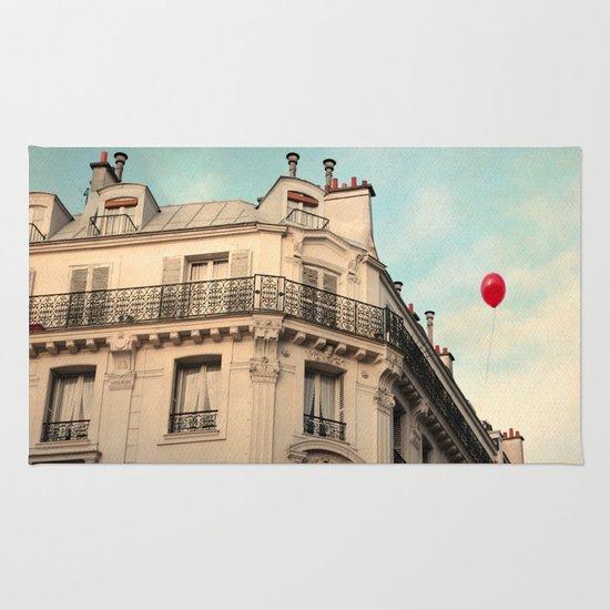 Balloon Rouge Rug