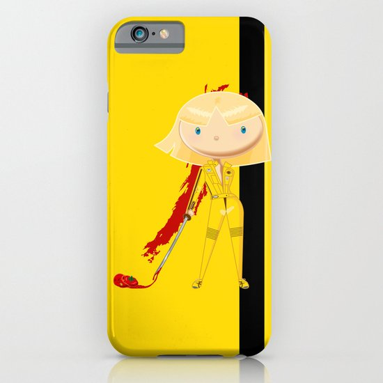 REVENGE iPhone & iPod Case
