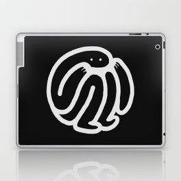 babble · negative ⎌ Laptop & iPad Skin