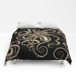 Octopsychedelia Sepia Comforters