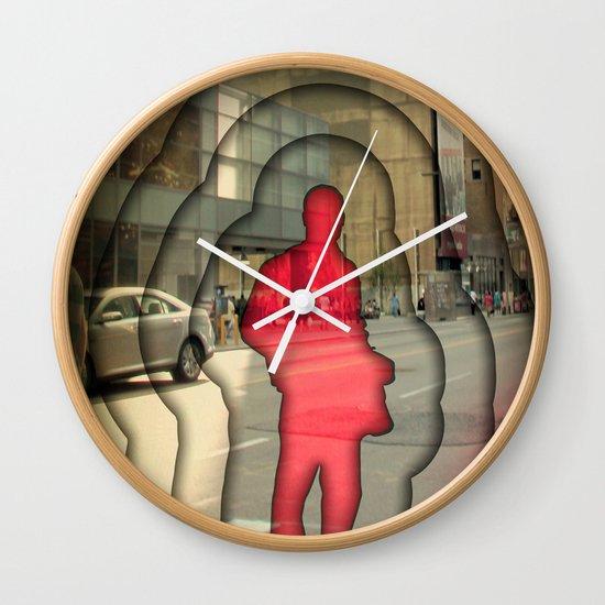 cast Wall Clock