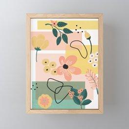 Terra firma Framed Mini Art Print