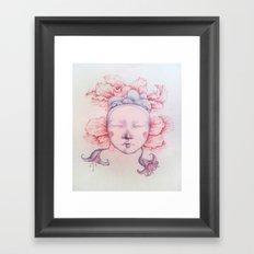 Supremacy Framed Art Print