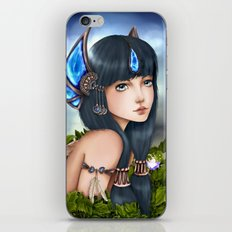 Ithuriel iPhone & iPod Skin