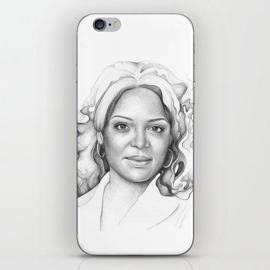 Maria LaGuerta (DEXTER) iPhone & iPod Skin