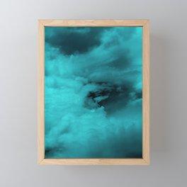 eye in the sky Framed Mini Art Print