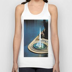 The Fountain at The Point Unisex Tank Top