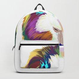Splash Guinea Pig Backpack