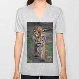 The Bengal Tiger Unisex V-Neck
