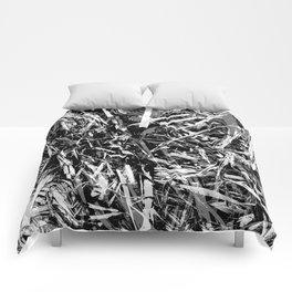 Straw black 2 Comforters