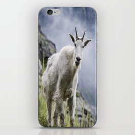 Mountain Goat iPhone Skin