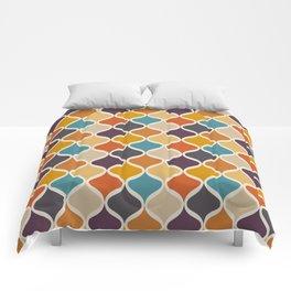 Moroccan Fall 3 Comforters