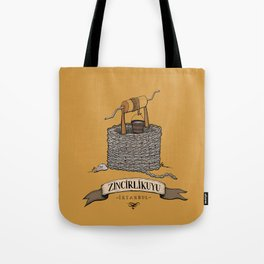 Zincirlikuyu Tote Bag