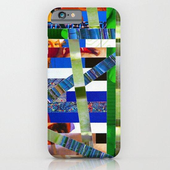 Agnes (stripes 16) iPhone & iPod Case