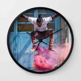 magic flip Wall Clock