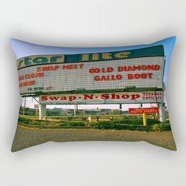 Summer swap meet Rectangular Pillow