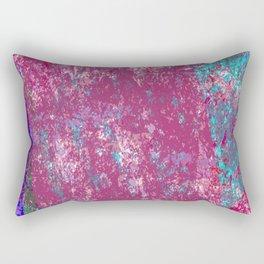 Abstract Colors 2 Rectangular Pillow