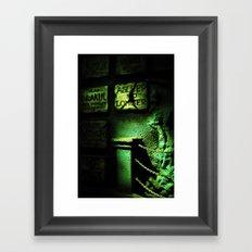Tomb Framed Art Print