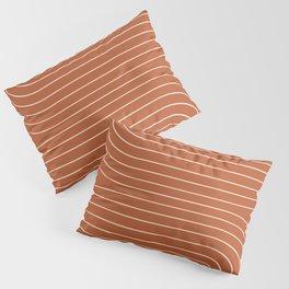 Minimal Line Curvature IX Pillow Sham