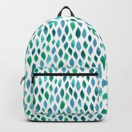 Ocean leaves Backpack