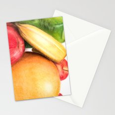 Fruit Stationery Cards