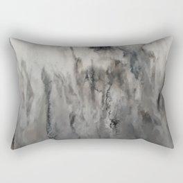 Smoke and Mirrors Rectangular Pillow