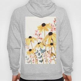 Summer Flowers Hoody