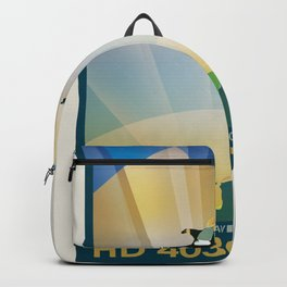 NASA Visions of the Future - Experience the Gravity of HD 40307g Backpack